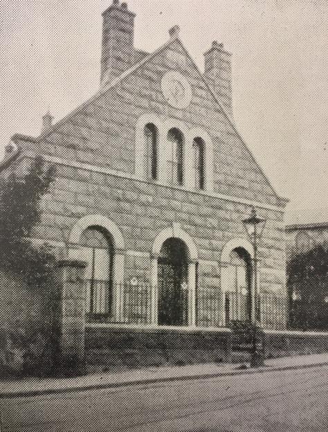 Masonic Hall, Western Road, Aberdeen. 1904 - 1976