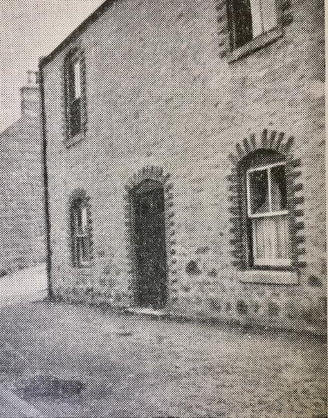 Bridge Hall, Canal Terrace, Woodside. 1879